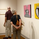 Fall 2013, Converging Cultures: Works by Latino Artists