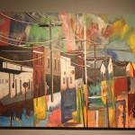 Robert Lynn, On Painting, 2007. Oil on Canvas.