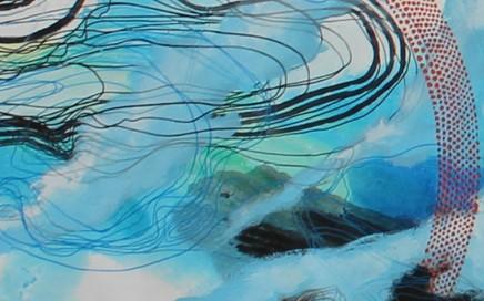 Joseph DiBella, Detail Vapor and Wind, 2015