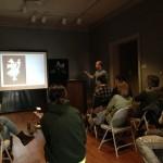 Spring, 2015 J.W. Fike's Artist Talk