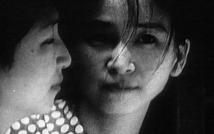 Abigail Child, Mayhem, 1987. B&W Film. Image copyright of the artist, courtesy of Video Data Bank, www.vdb.org