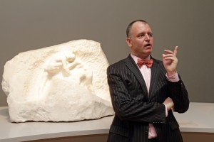 Photo: Jay Paul © Virginia Museum of Fine Arts Rodin Sponsor Private Tour and Reception Wednesday, November 18th 6 to 8 p.m. Rodin: Evolution of a Genius November 21, 2015 – March 13, 2016 Organized by the Montreal Museum of Fine Arts and the Musée Rodin in Paris, this exhibition will feature nearly 200 works by the greatest sculptor of the 19th and early 20th centuries: Auguste Rodin. Revealing the evolving output of this genius of sculpture, the exhibition examines his techniques, materials, models and assistants, and explores the extraordinary working process behind some of his best known works. Auguste Rodin completely revitalized the very language of sculpture with his passion for the creative act. Fragile plasters as well as patinated bronzes, marble figures, astonishing ceramics and never-before-exhibited photographs all attest to this creative intensity, with much of the work presented in North America for the first time. Rodin: Evolution of a Genius is organized by the Montreal Museum of Fine Arts in collaboration with the Musée Rodin, Paris. Rodin is organized for VMFA by Dr. Mitchell Merling, Paul Mellon Curator and Head of European Art. The exhibition catalogue, with contributions on Rodin's process by leading scholars, will be published by the Montreal Museum of Fine Arts.